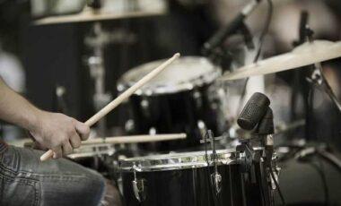μαθήματα-drums