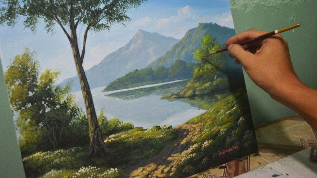 Ιδιαίτερα Μαθήματα Ζωγραφικής