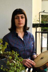 Λαπάκη Αγγελική – Drums