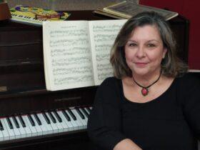 Γκόγκα Μαρία – Πιάνο