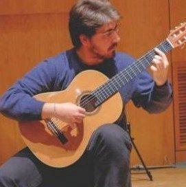 Κανελλόπουλος Βασίλης – Κιθάρα ιδιαίτερα μαθήματα