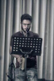 Μανωλάκης Δημήτριος – Σαξόφωνο
