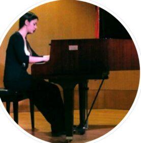 Ασμανόγλου Δανάη – Πιάνο