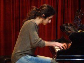 Λυντιρίδη Εβίτα – Πιάνο