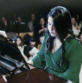 Ζαχαροπούλου Ευαγγελία – Πιάνο ιδιαίτερα μαθήματα
