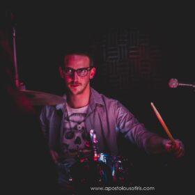 Χλιούρας Χρήστος – Drums ιδιαίτερα μαθήματα