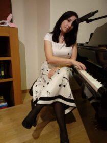 ΕΙΡΗΝΗ ΓΕΩΡΓΙΑΔΗ – Πιάνο ιδιαίτερα μαθήματα