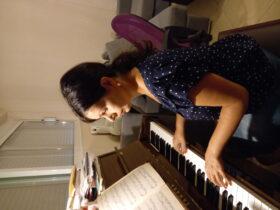 Κωνσταντινίδου Ξένια – Πιάνο
