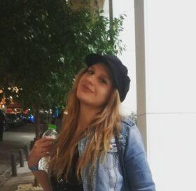 Βίνια Ζαχαροπούλου – Αγγλικά
