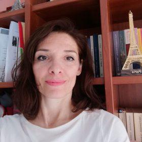 Μαγνήσαλη Βασιλική – Γαλλικά
