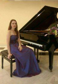 Μπαλτά Μαρία – Πιάνο