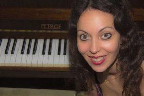 Καποδίστρια Eυφροσύνη – Πιάνο