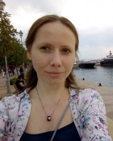 Γκοντσάρ Γκαλίνα – Ρώσικα, Αγγλικά ιδιαίτερα μαθήματα