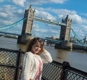 Δρεστύλλα Άννα Μαρία – Αγγλικά