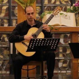 Κρητικός Αλέξανδρος – Κλασική κιθάρα