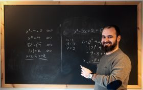 Λυμπερίδης Σταύρος – Μαθηματικά