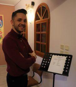 Σταμέλος Ιάσονας – Πιάνο ιδιαίτερα μαθήματα