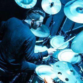 Κωστελέτος Γιώργος – Drums