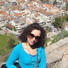 Μερκουριάδου Ελισσάβετ – Φυσική