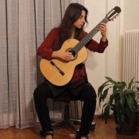 Παρλαμπά Άρτεμις – Κιθάρα