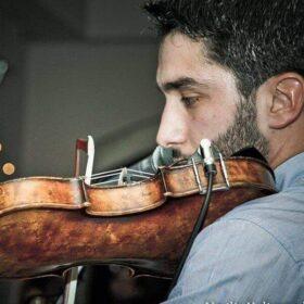 Χαλκιαδάκης Ιωάννης – Βιολί ιδιαίτερα μαθήματα