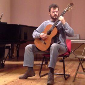 Σιχλιμίρης Γιώργος – Κλασσική Κιθάρα