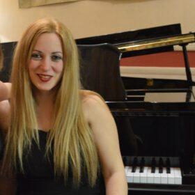 Γκαρδιάκου Λουκία – Πιάνο